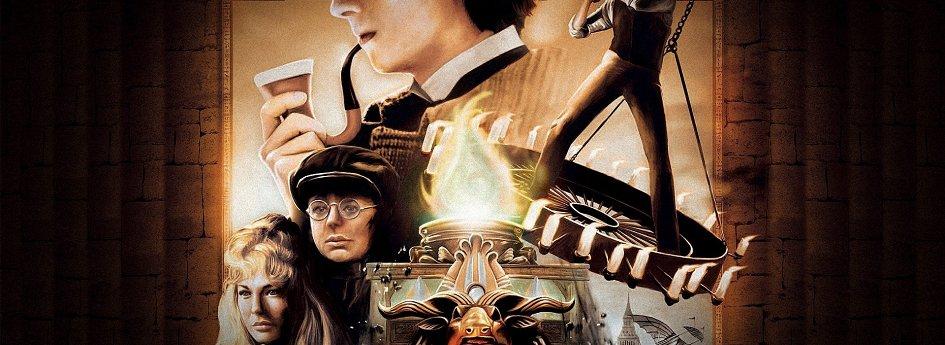 Кино: «Молодой Шерлок Холмс»