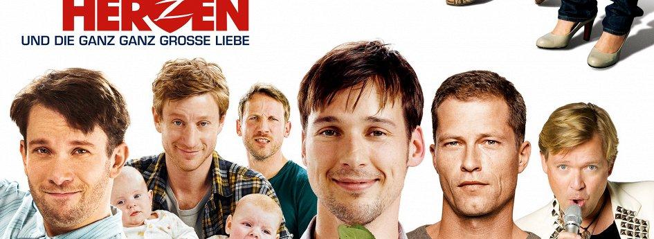 Кино: «Мужчины в большом городе»
