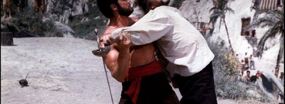 Кино: «Пират Морган»
