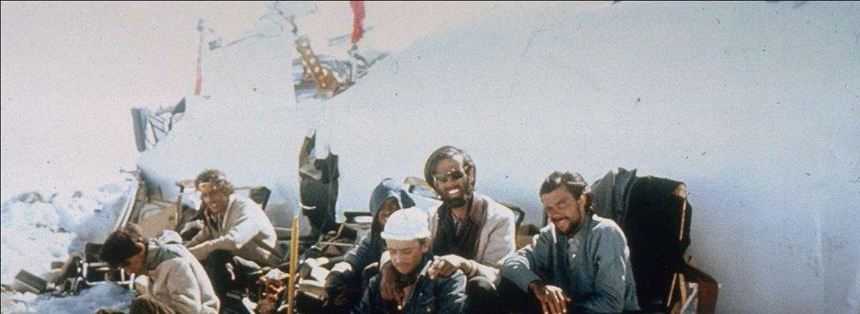 Кино: «Остаться в живых. Чудо в Андах»