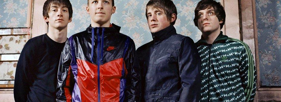 Кино: «Arctic Monkeys at the Apollo»