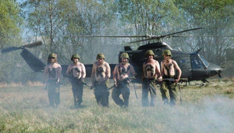 Кино: «Бесшабашный отряд»