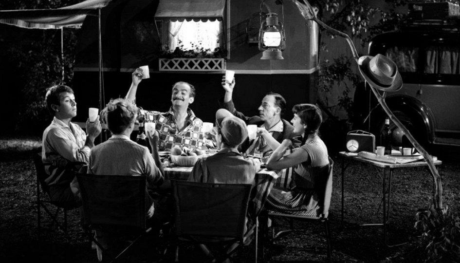Кино: «Такси, прицеп и коррида»