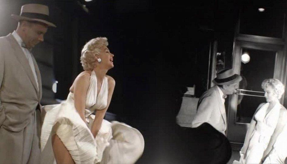 Кино: «Фрагменты: Мэрилин Монро»
