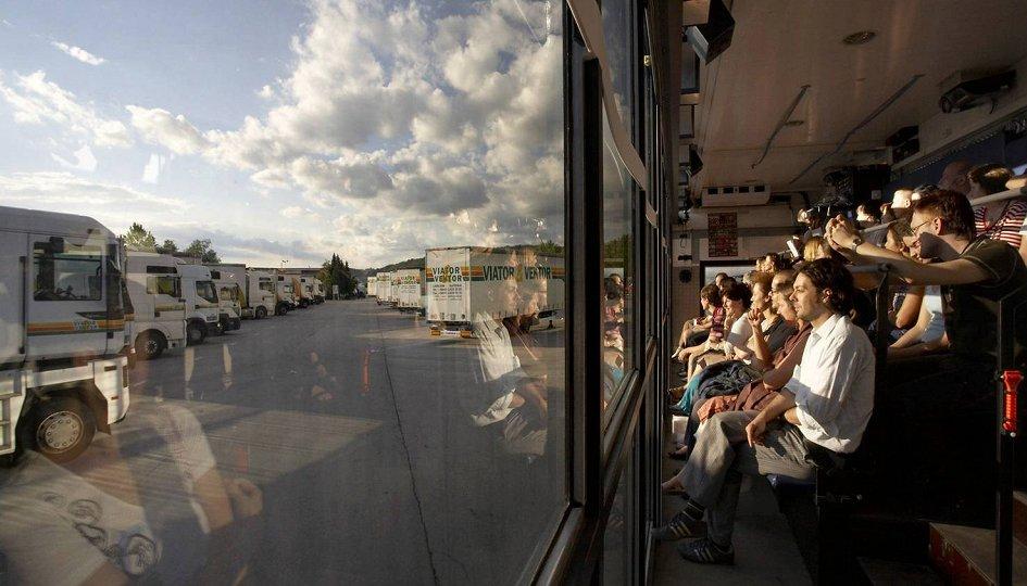 Театр: Cargo Moscow