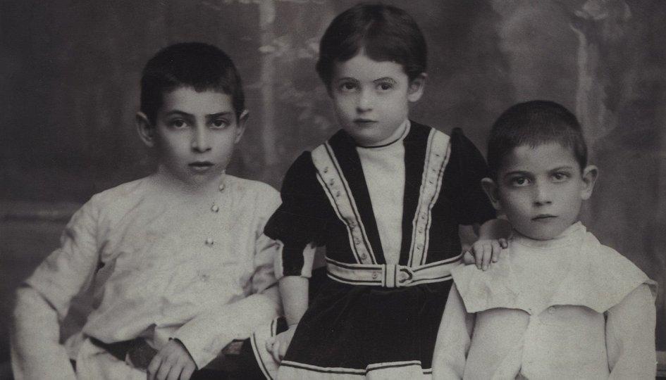 Выставки: Детская мода. 100 лет назад