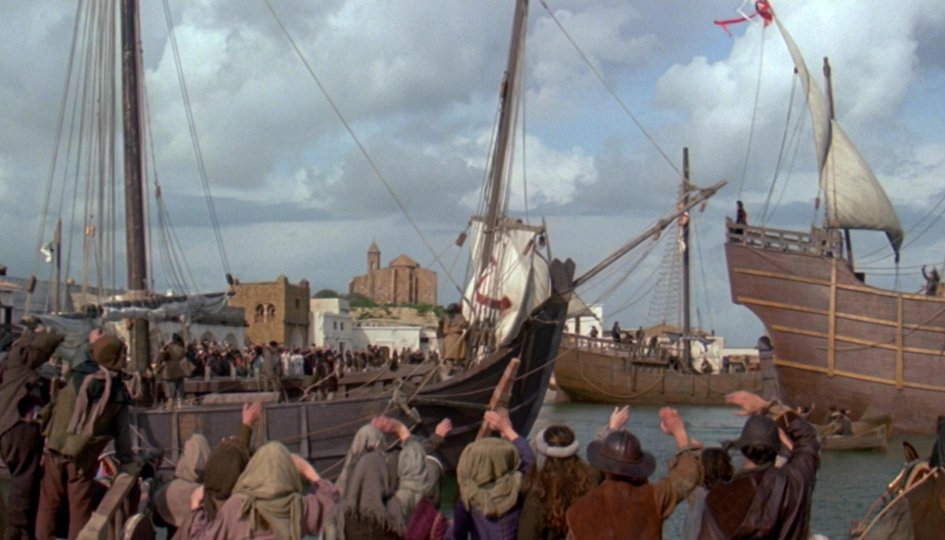 Кино: «Христофор Колумб: История открытий»