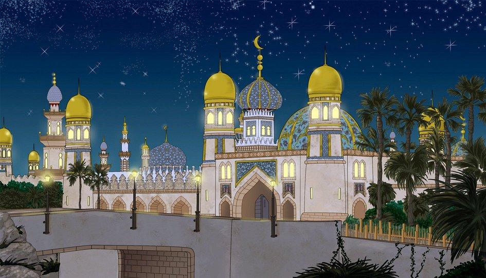 Кино: «Арабские ночи»