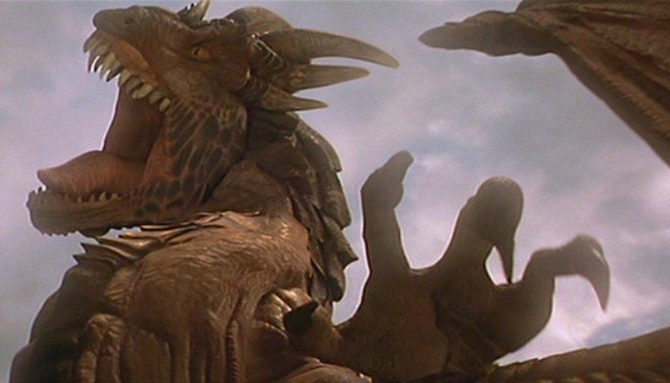 Кино: «Сердце дракона. Начало»