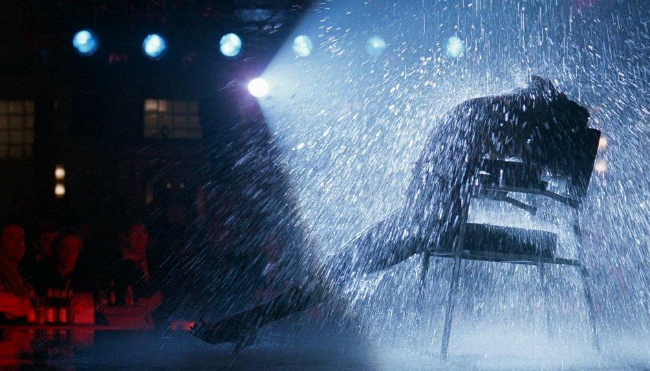 Кино: «Танец-вспышка»