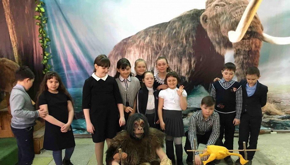 Выставки: Мир ледникового периода