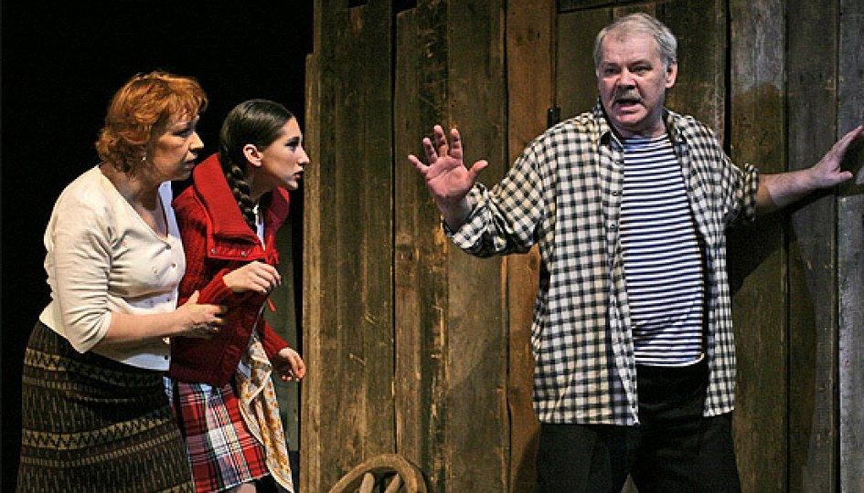 Театр: Очень простая история, Нижний Новгород