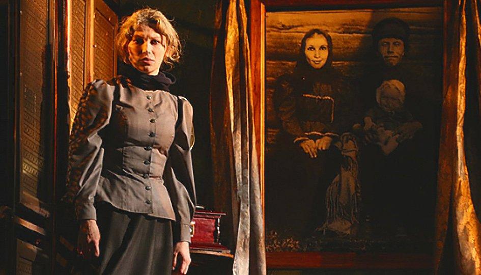 Театр: Третья правда, или История одного преступления, Нижний Новгород