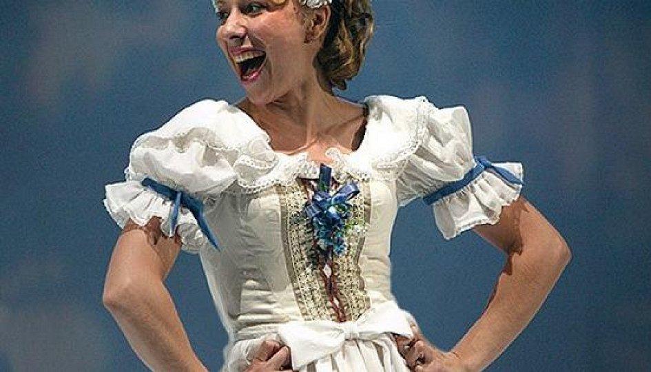 Театр: Пел соловей, сирень цвела..., Москва