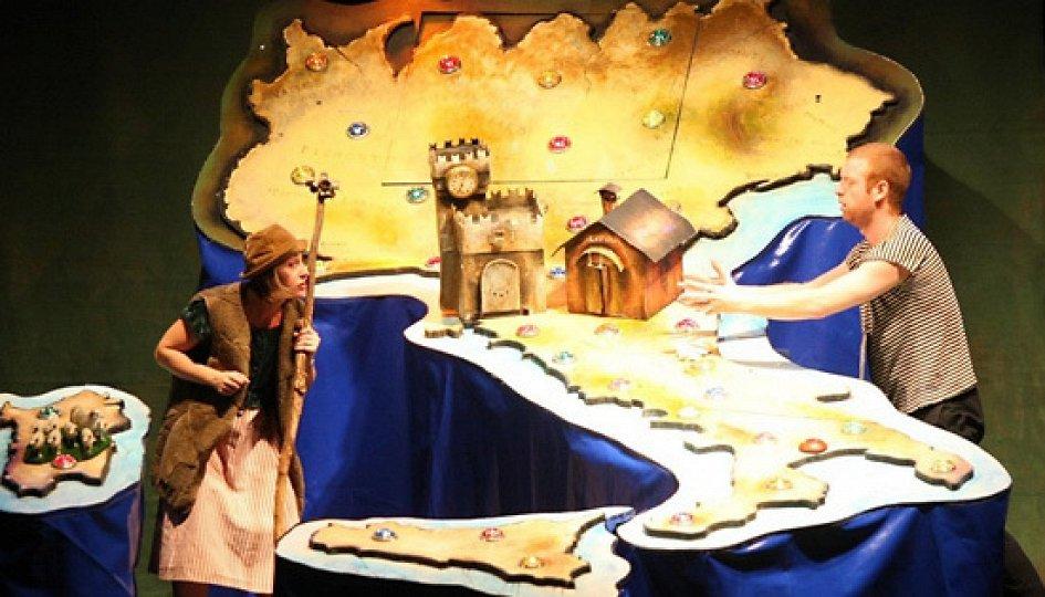 Театр: Итальянские сказки
