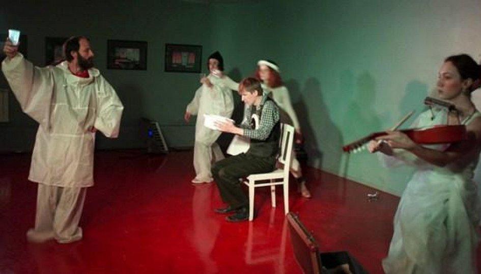 Театр: Вестники