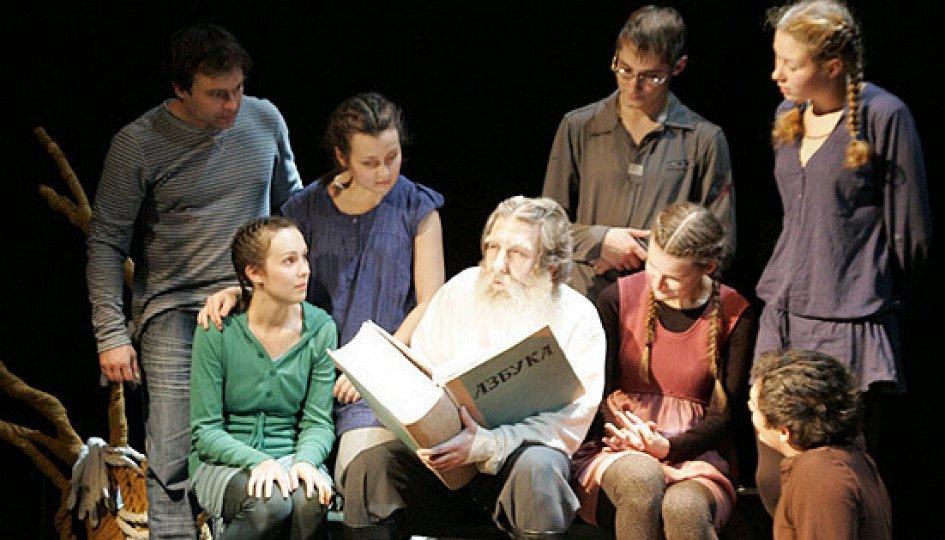 Театр: Азбука Льва Толстого