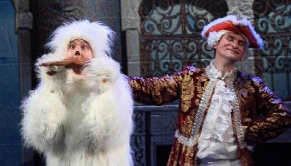 Театр: Новогодние гастроли барона Мюнхгаузена