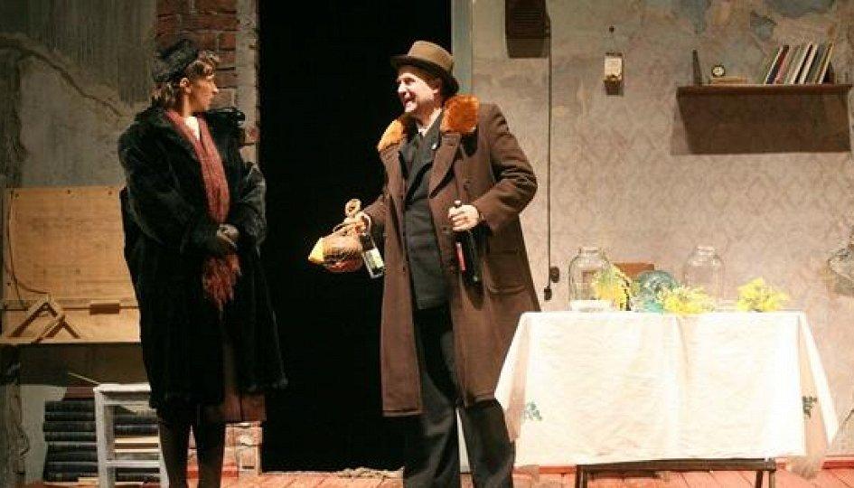 Театр: Пять вечеров