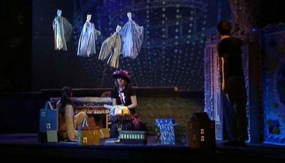 Театр: Синяя птица