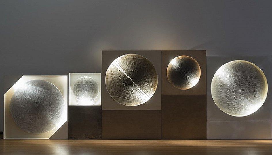 Выставки: Группа Zero. Гюнтер Юккер, Хайнц Мак, Отто Пине