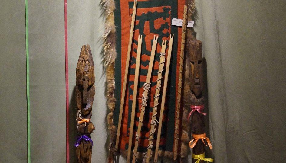 Выставки: Обрядовая культура народов Севера