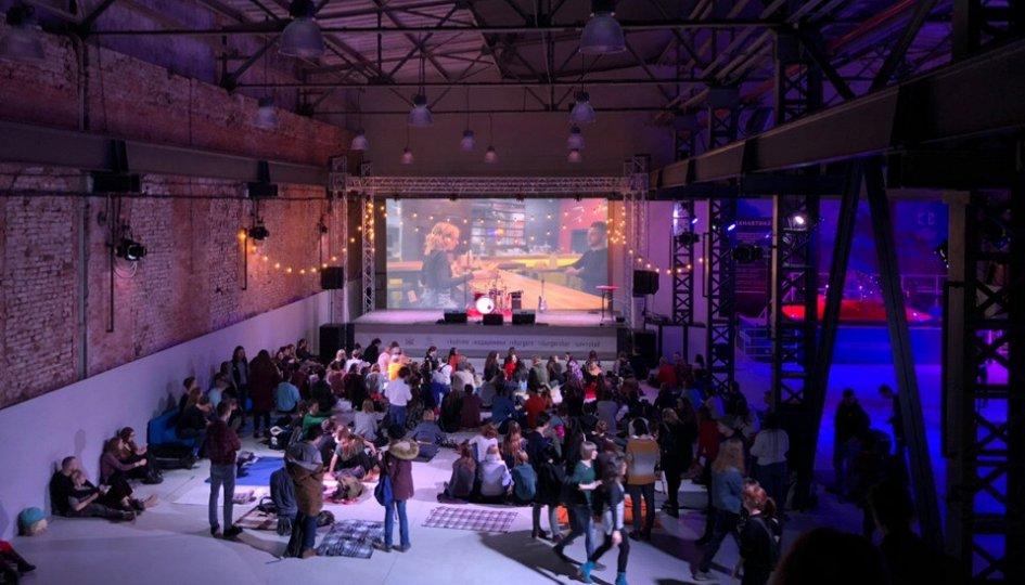 Выставки: Фестиваль виртуальной реальности Kod