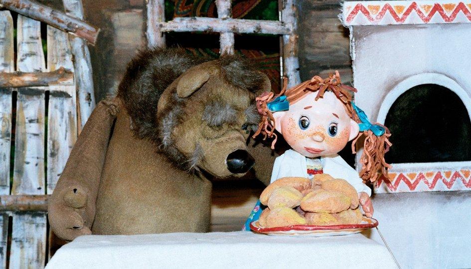 Театр: Машенька и Медведь