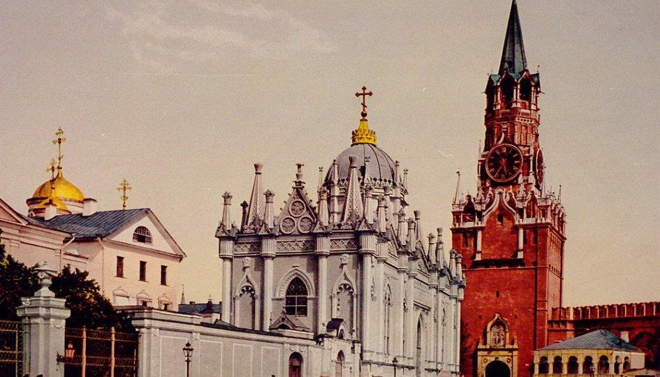 Выставки: Вознесенский монастырь в Московском Кремле