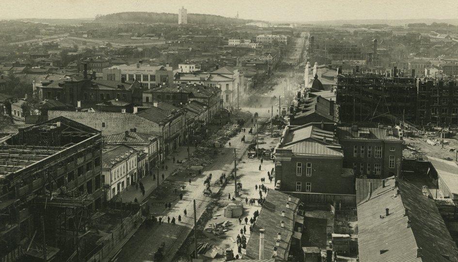 Выставки: Кто такой Толебок? К истории переименования городских улиц