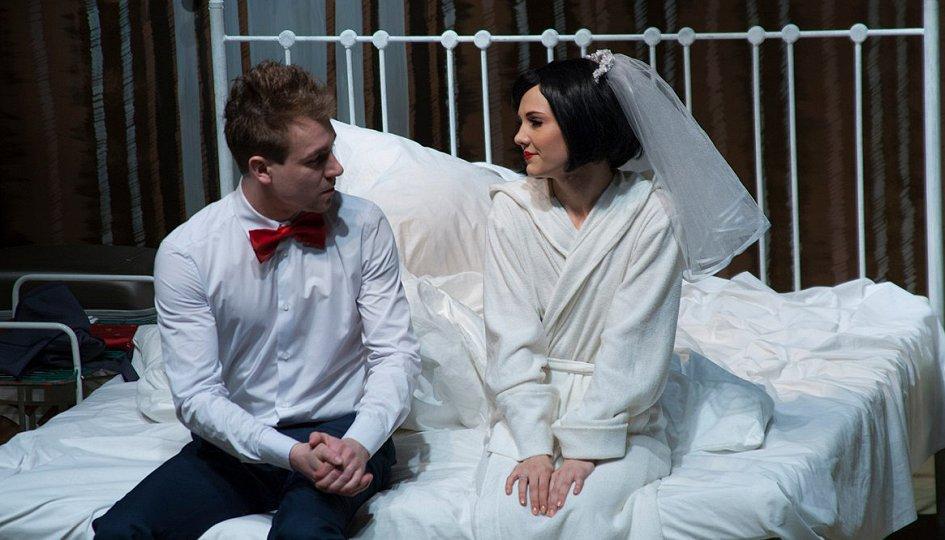 Театр: Свадьба, Омск