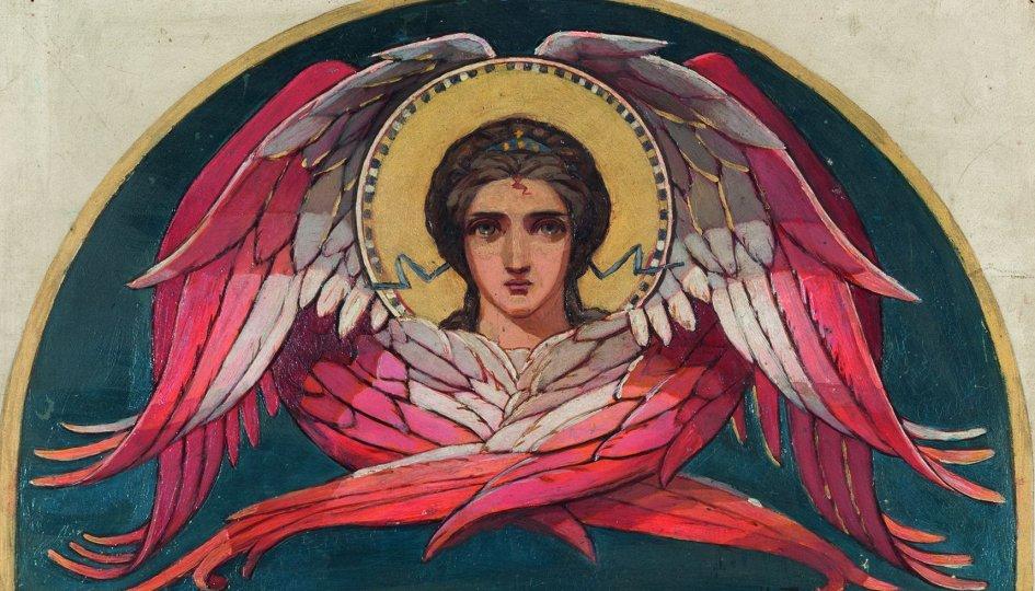 Выставки: Ангелы ХХ века