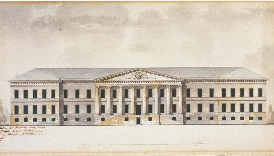 Выставки: Джакомо Кваренги. Архитектор императорского двора