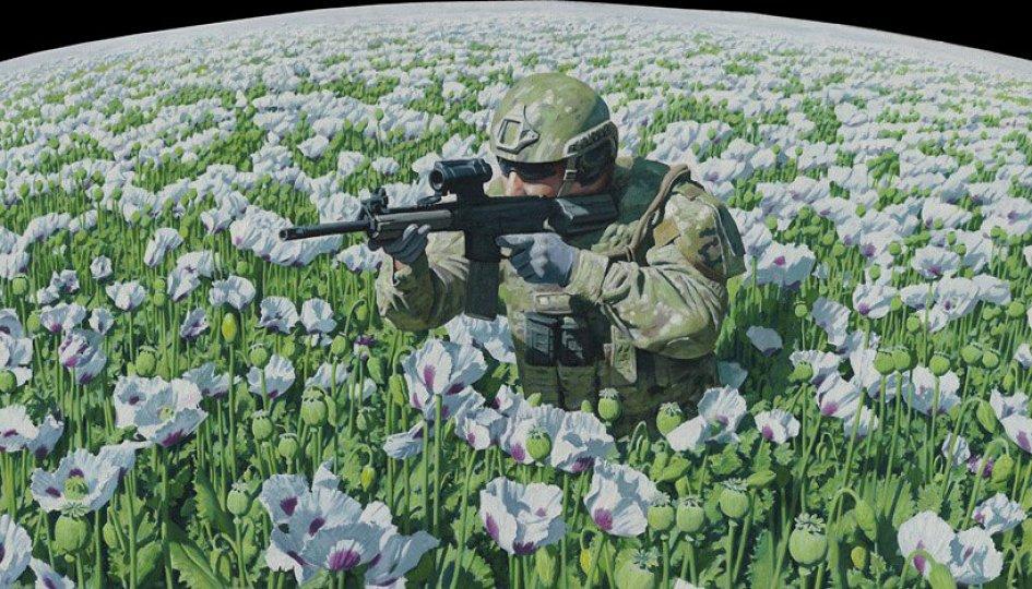 Выставки: Алексей Чижов. Новый порядок
