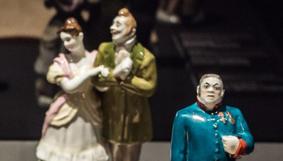Выставки: Гоголь в Москве