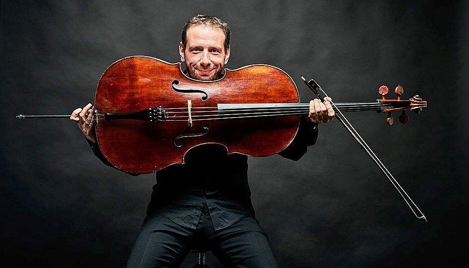 Концерты: Борис Андрианов (виолончель)