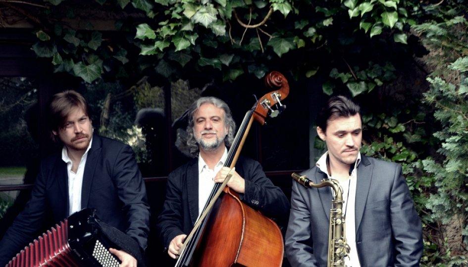 Концерты: Трио Laccasax