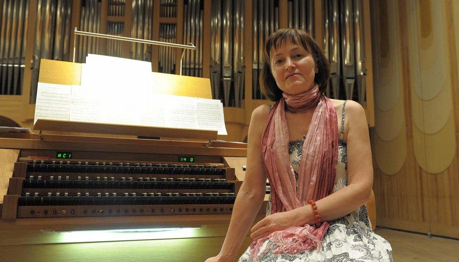 Концерты: «Вечерняя музыка для органа»: Людмила Камелина