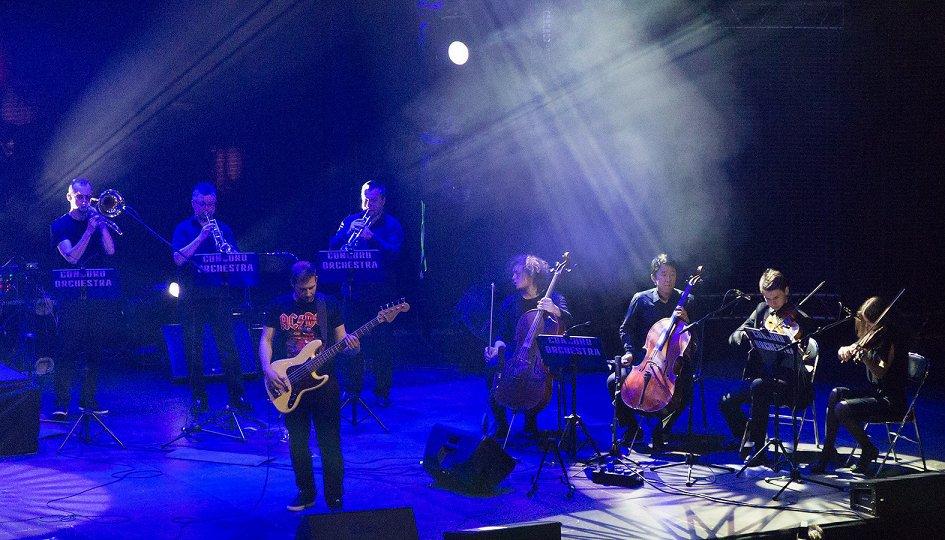 Концерты: «Симфонические рок-хиты»: Concord Orchestra