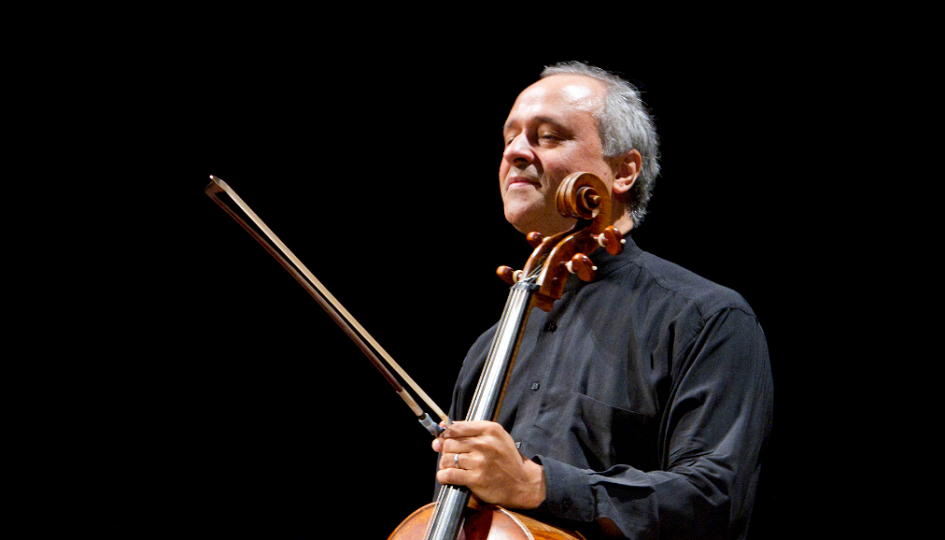 Концерты: «Классика и современность»: Вадим Репин, Антонио Менезес