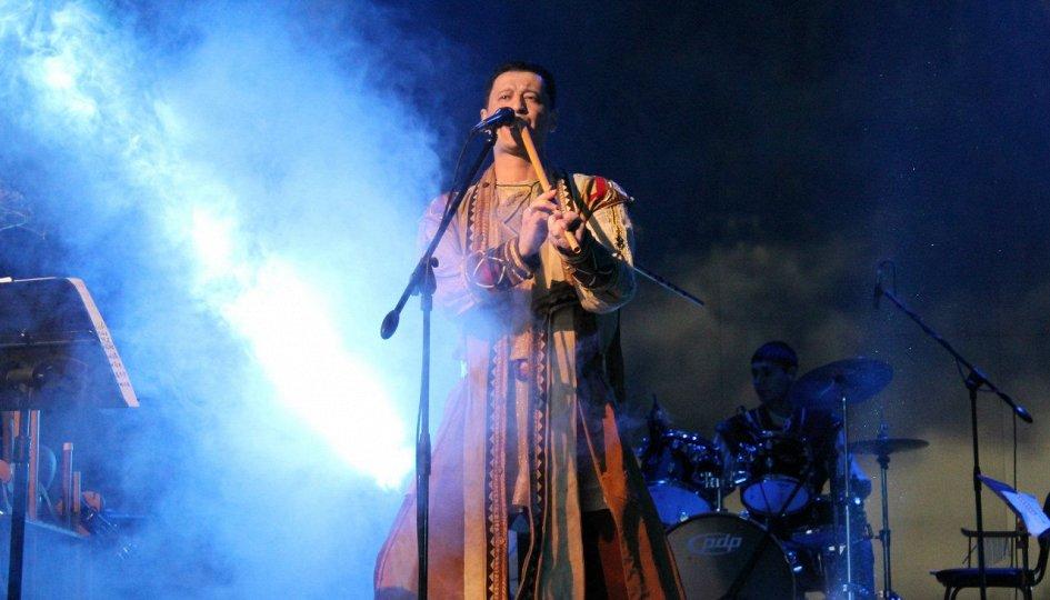 Концерты: «Мелодии седого Урала»: Азат Бикчурин