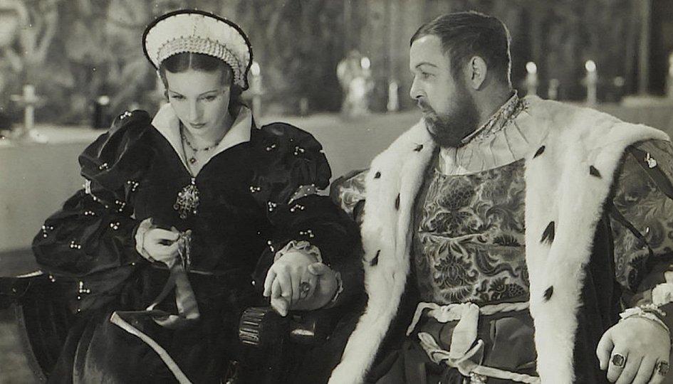 Кино: «Частная жизнь Генриха VIII»