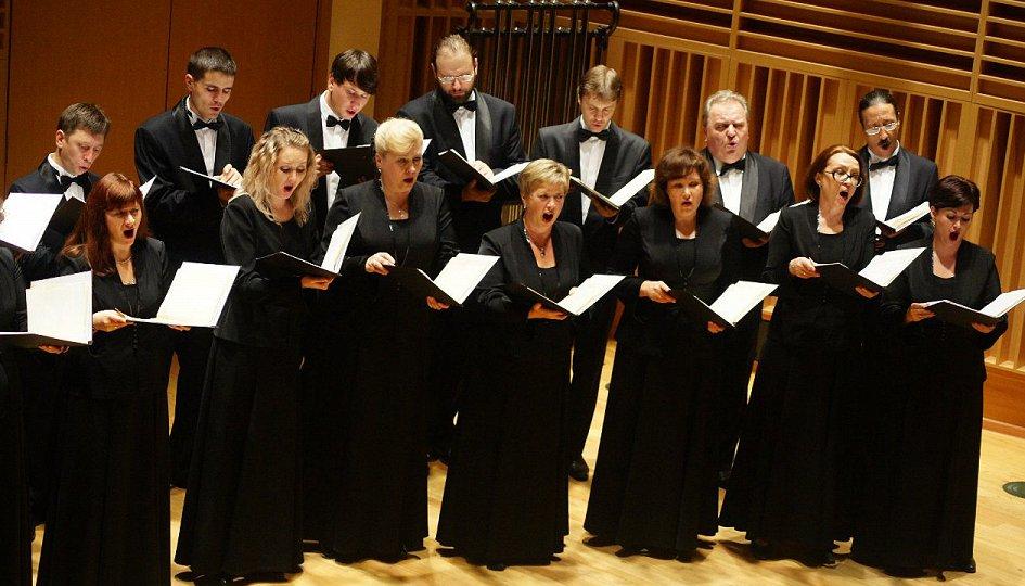 Концерты: Камерный хор
