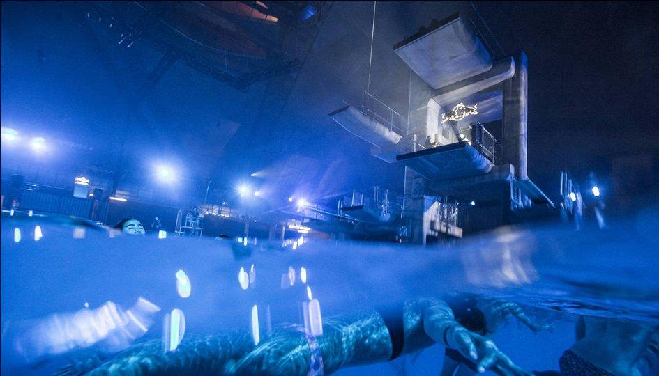 Концерты: «Red Bull Music Festival. Diving Into Sounds»