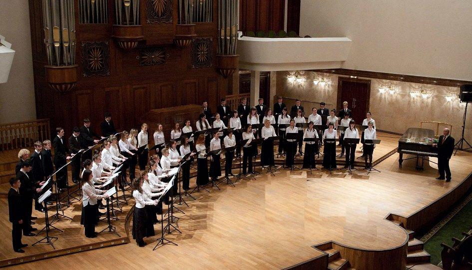 Концерты: Хор Казанской консерватории