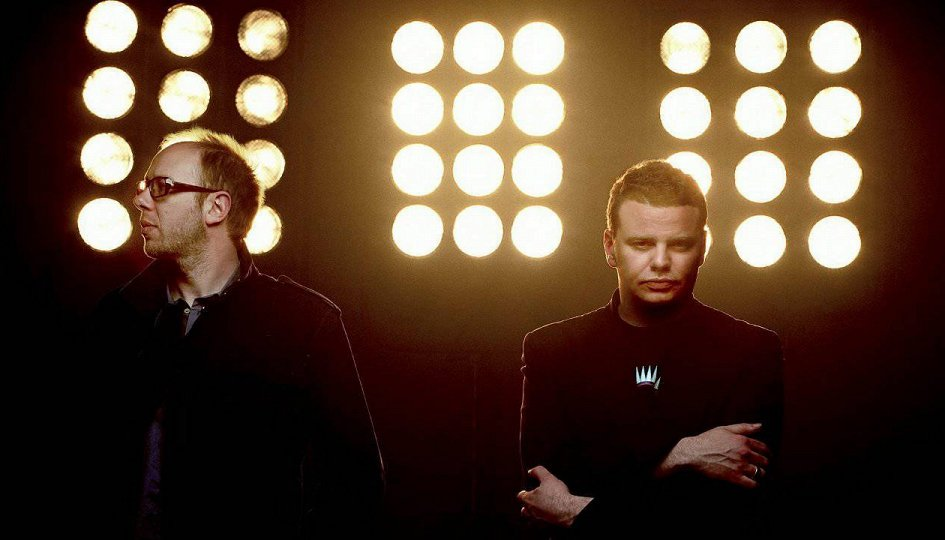 Концерты: The Chemical Brothers