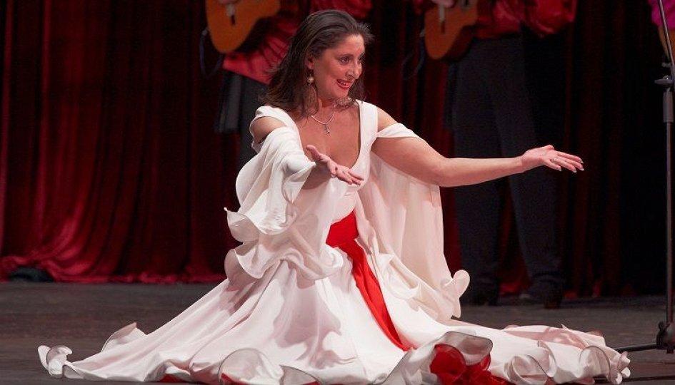 Концерты: «Табор уходит в небо»: Ольга Янковская