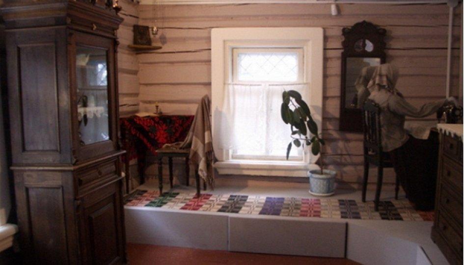 Выставки: Экспозиция дома-музея «Подпольная типография»