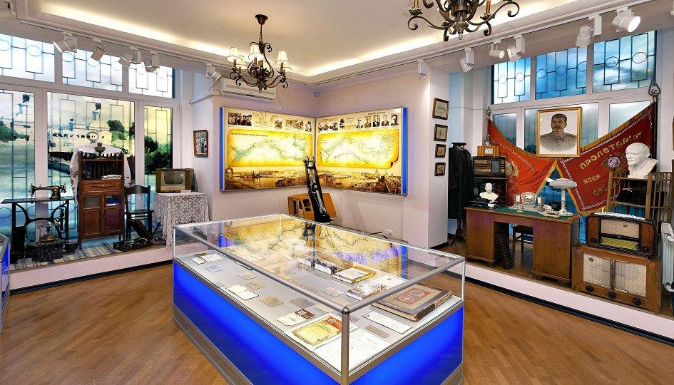 Выставки: История строительства Волго-Донского судоходного канала