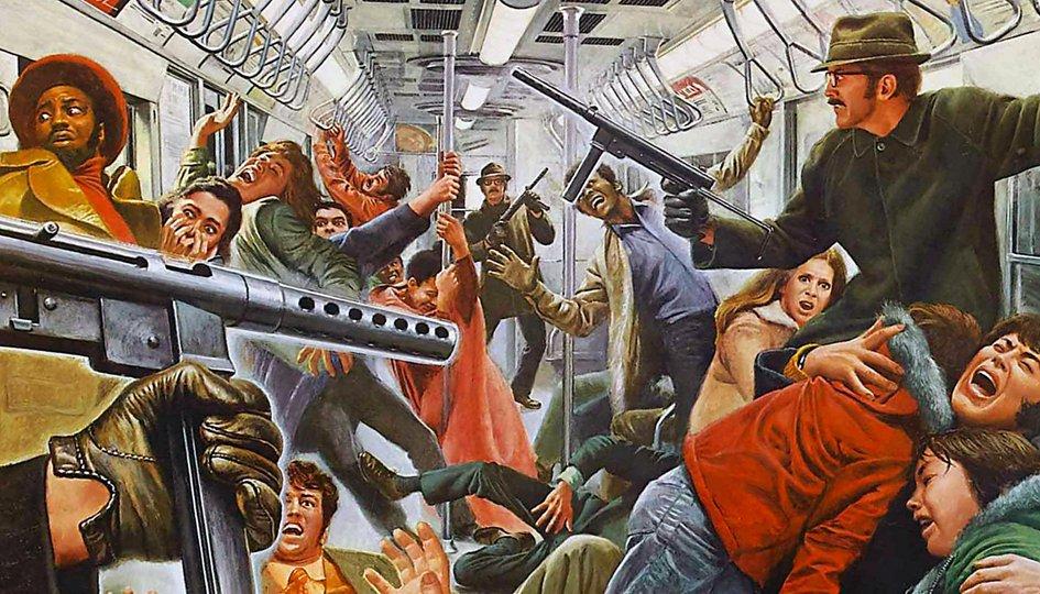 Кино: «Захват в метро»